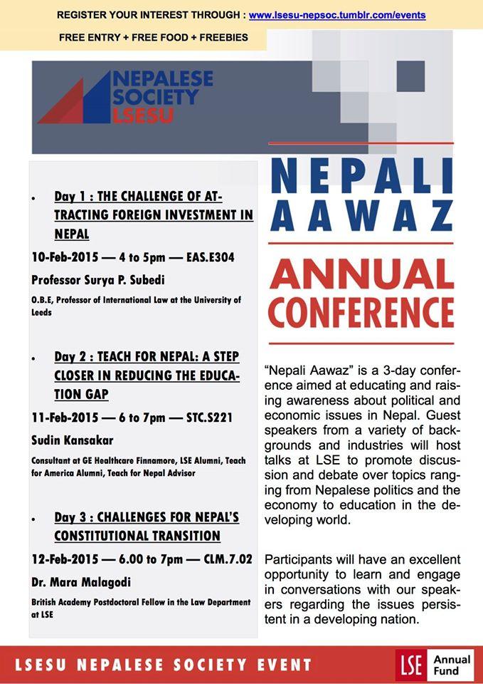 Nepali-Awaaz-LSE-Society