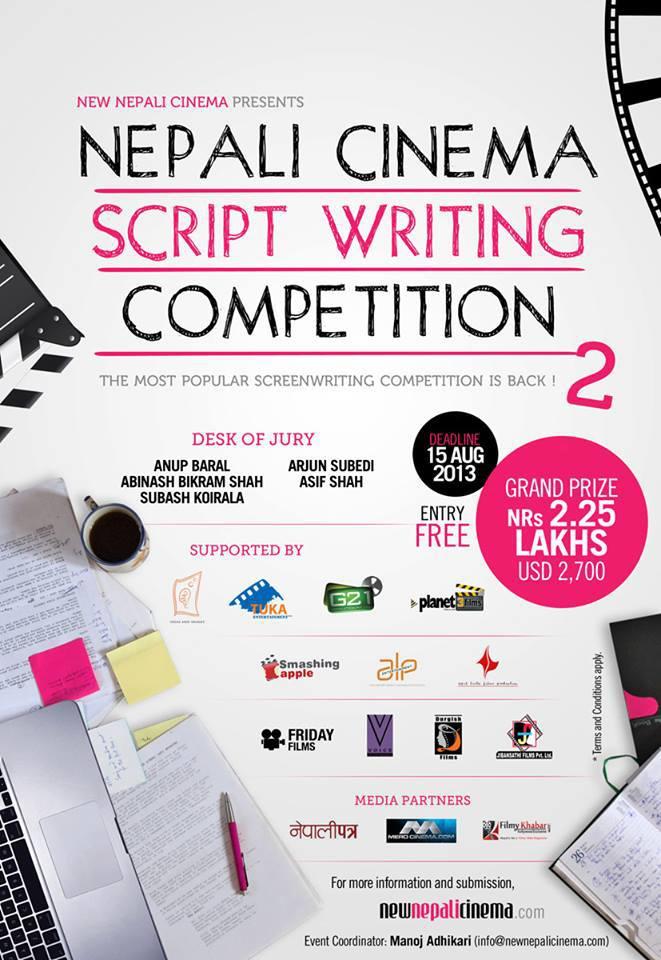 Nepali-Cinema-Scriptwriting-Competition-2