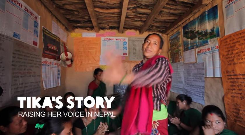 Nepali-Women-Oxfam