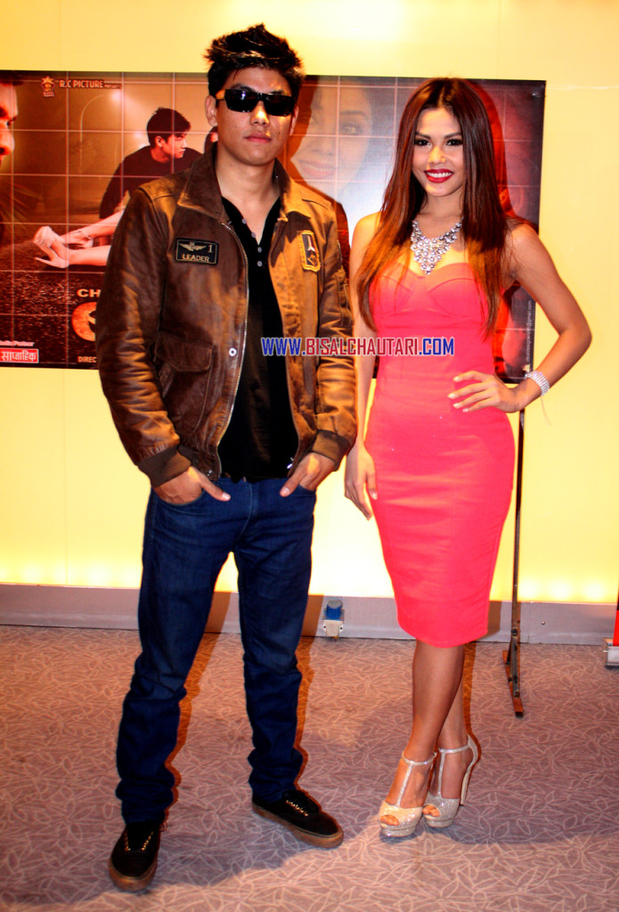 Siddharth Gurung and Mala Limbu