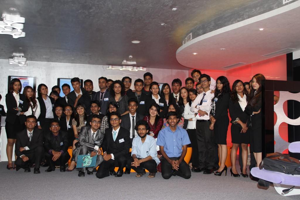 Open Space Nepal Team and Volunteers!