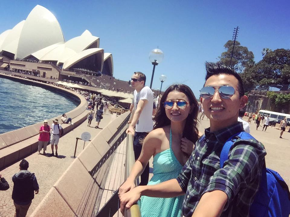 Touristing!