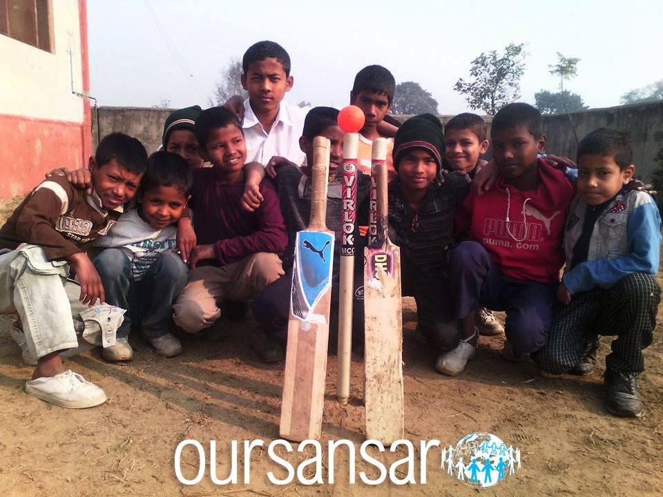 Our-Sansar-Cricket-Team
