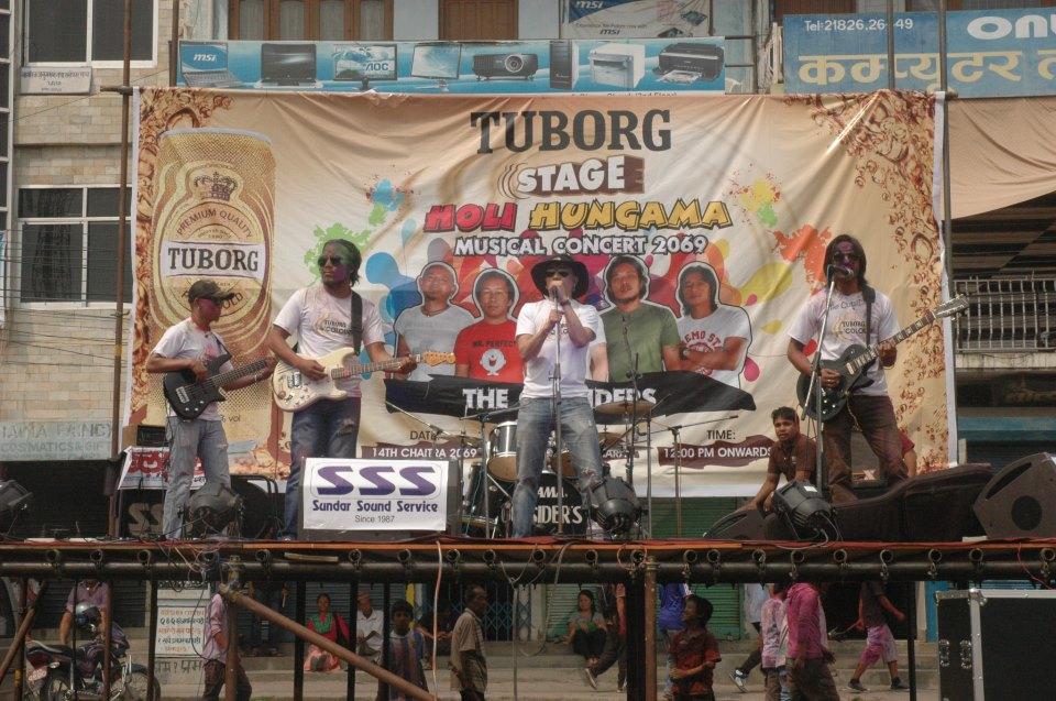 Outsiders Band Nepal 1