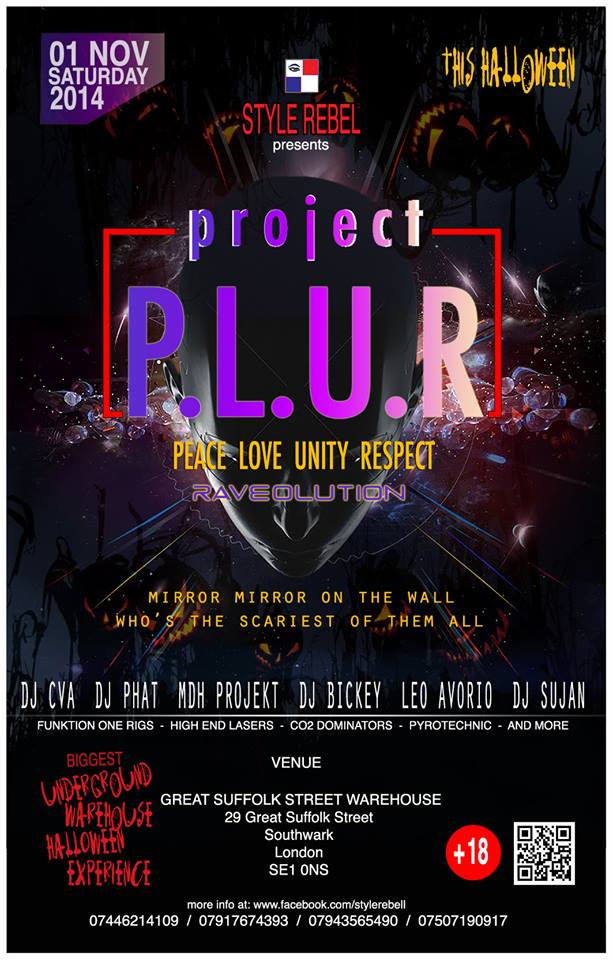 PROJECT-PLUR-PARTY