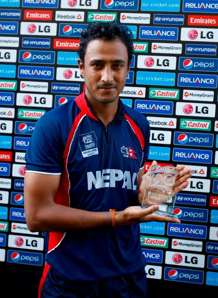 Captain Paras Khadka