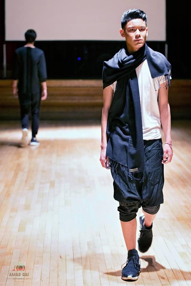 Designer: Eshan Kali Model: Jabin