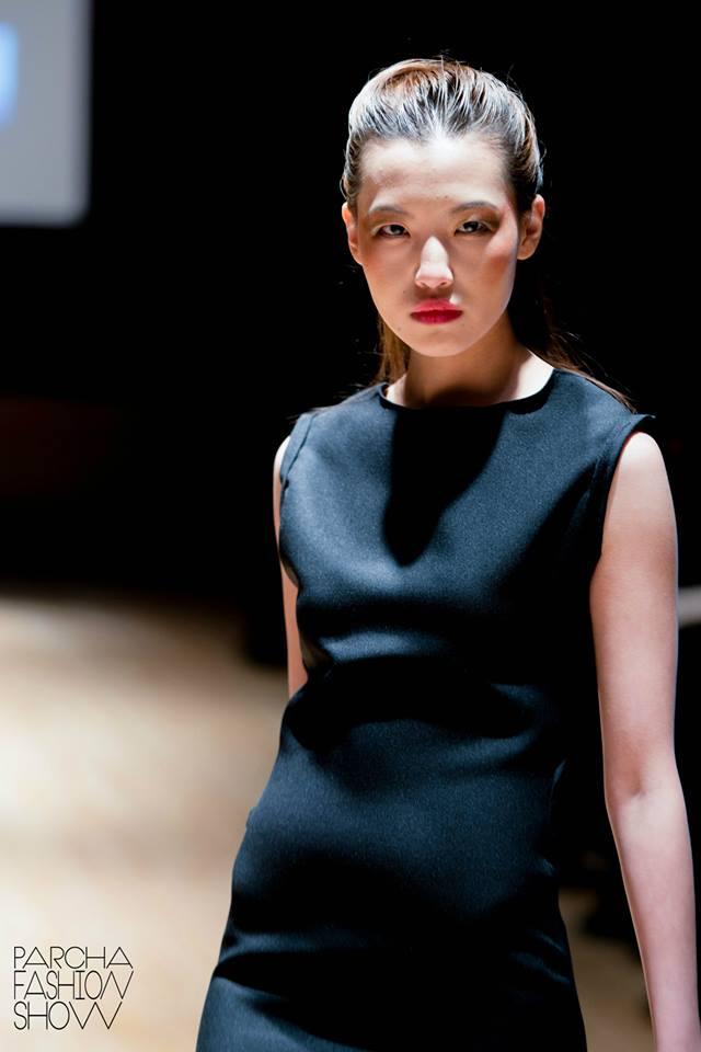 Designer: Laxmi Rai Model: Saya