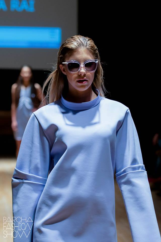 Designer: Valinda Rai Model: Dominika
