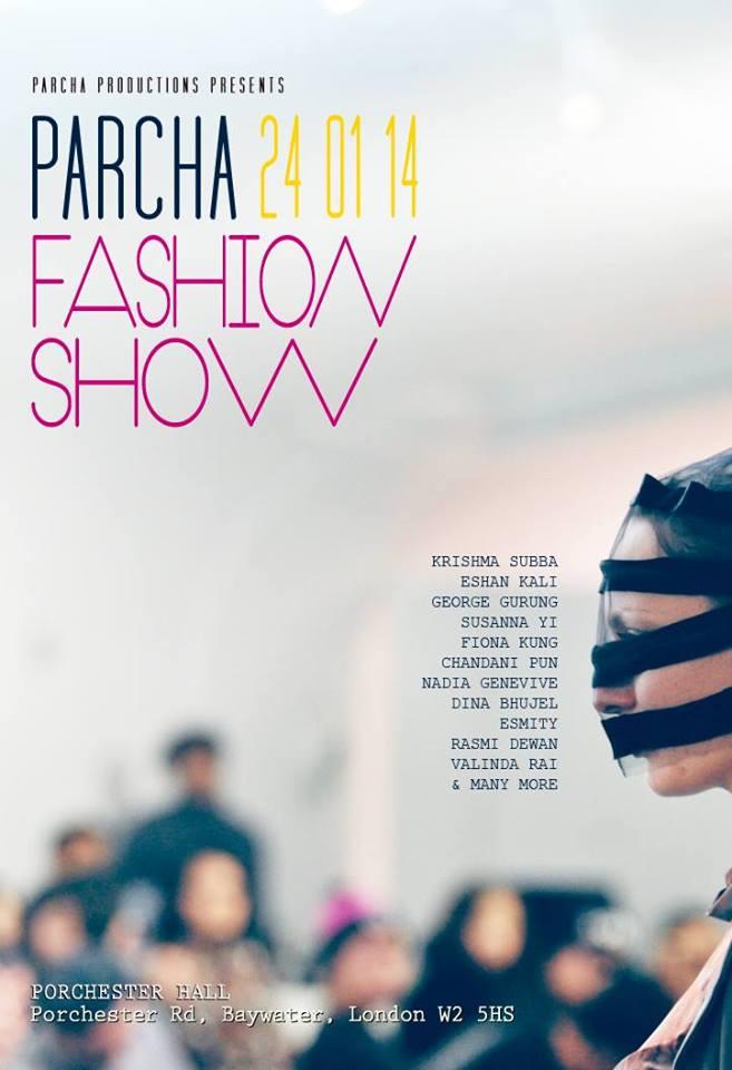 Parcha Productions Fashion Show
