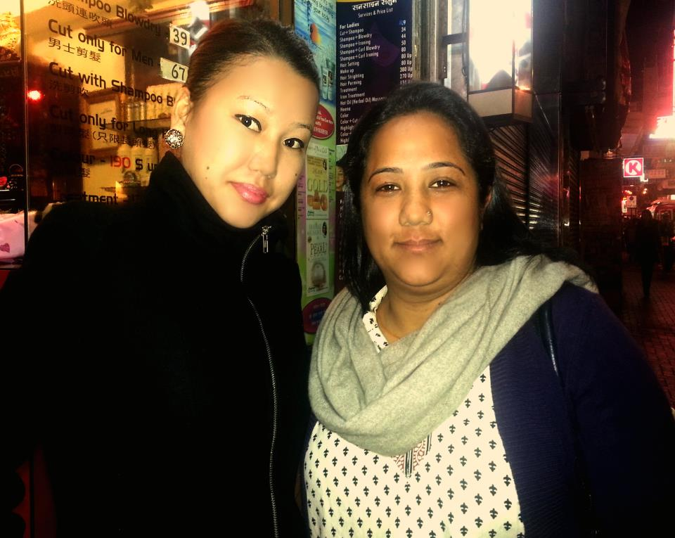 Miss Hong Kong Nepal 2012 and CNN HERO Pushpa Basnet