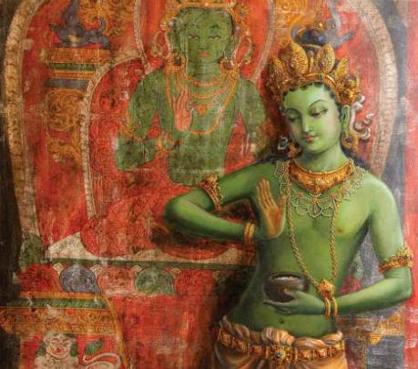 Amogh Siddhi by Samudra Man Shrestha 2012