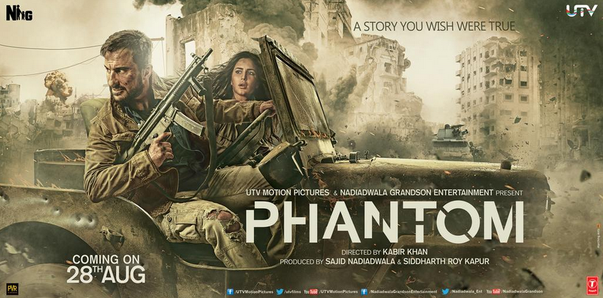 Phantom-Bollywood-Film