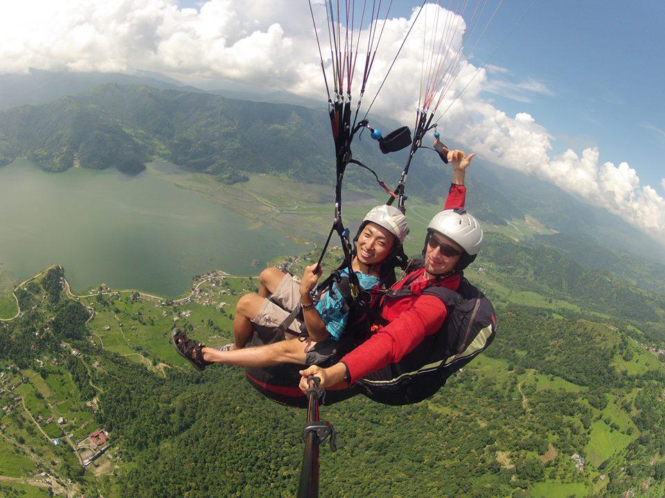 Phoenix Paragliding - Pokhara
