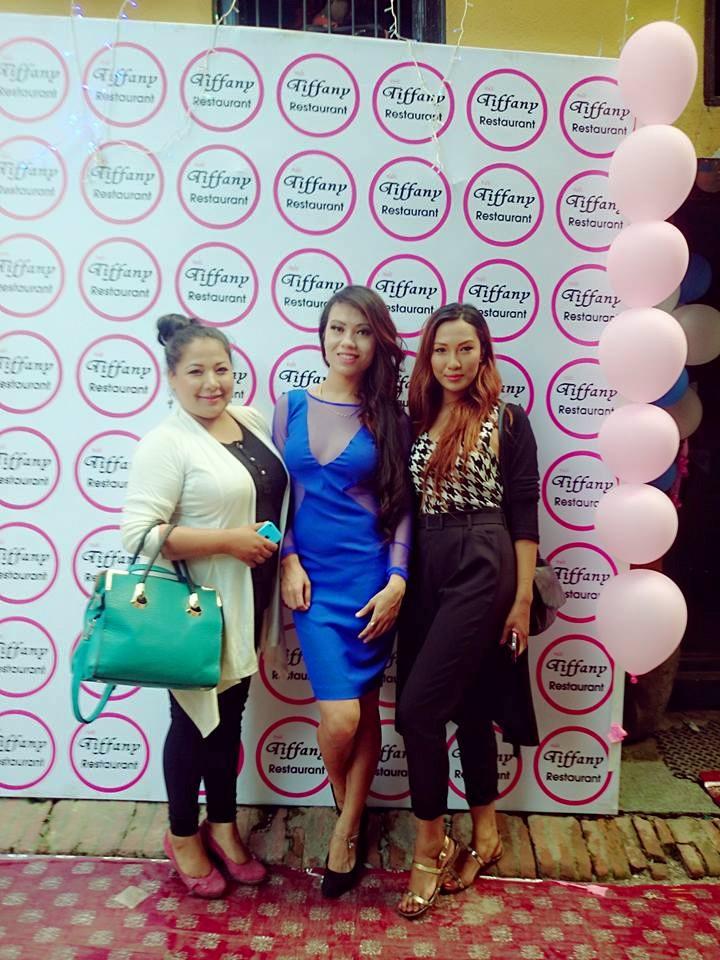 Ashrita Bhadel, Meghna and Rashmita Maharjan