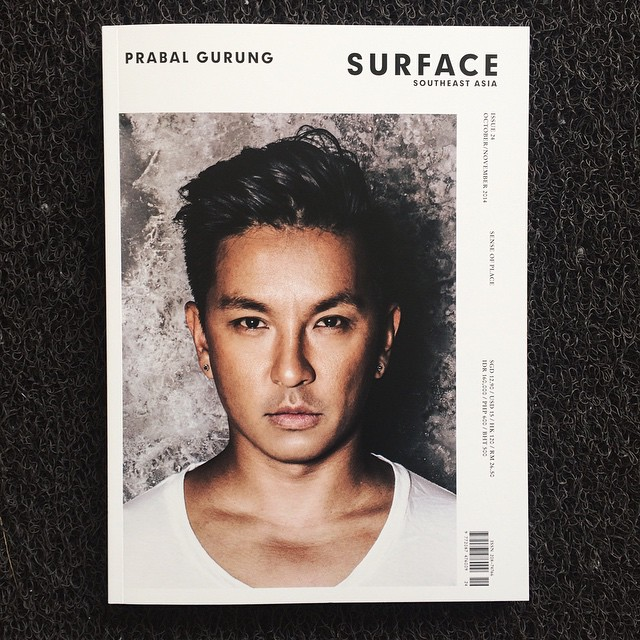 Covered : Prabal Gurung