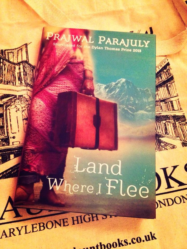 Prajwal Parajuly Land Where I Flee