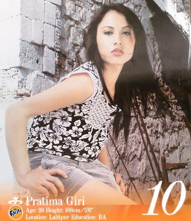 Pratima Giri Miss Nepal 2013
