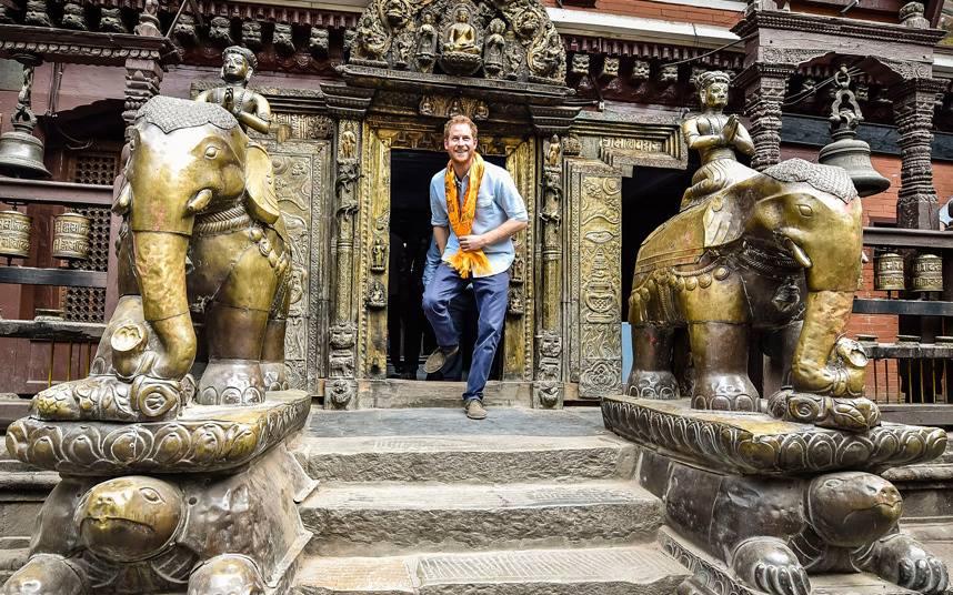 Exploring Patan Durbar Square