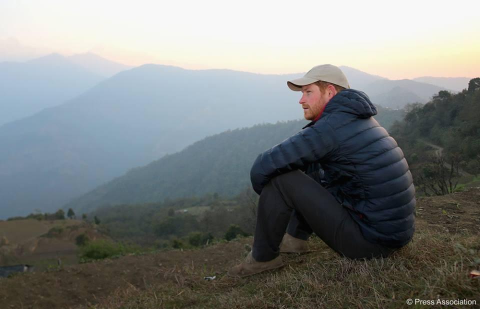 Sunrise in Lamjung