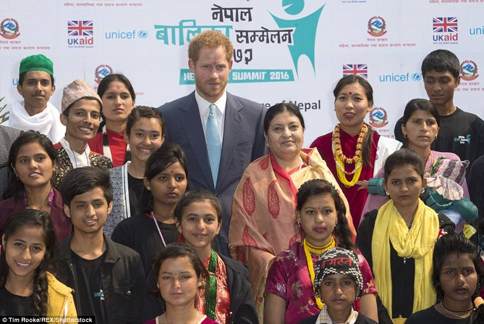 Launch of the Nepal Girl Summit