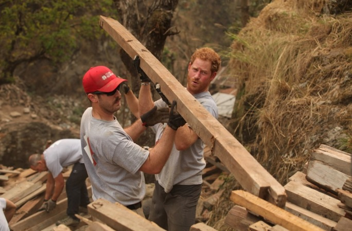 Prince-Harry-Nepal-Volunteer