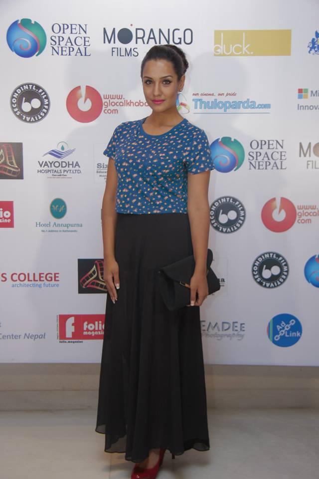Priyanka Karki!