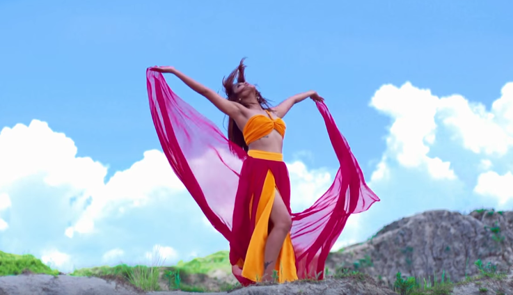 Priyanka-Karki-Music-Video-2015