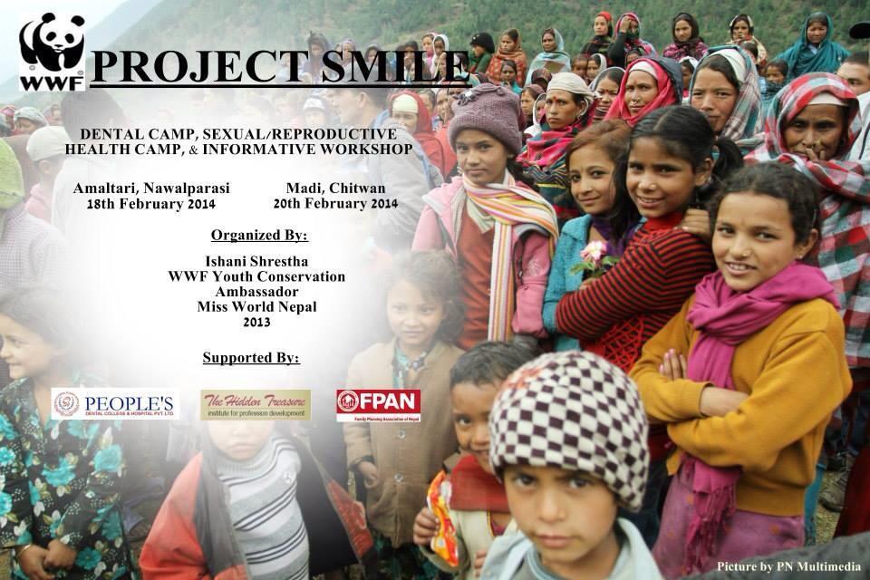 Project Smile Ishani Shrestha 1