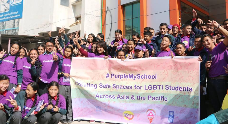 Purple-My-School-Campaign-Nepal-1