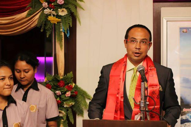 Q's Cinema Kathmandu Anil Shah