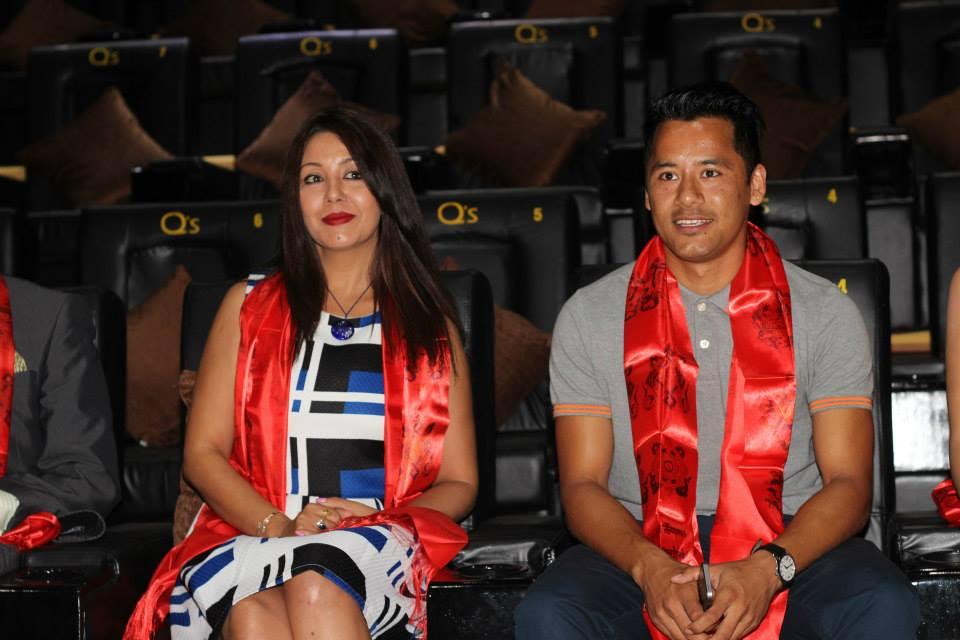 Q's Cinema Kathmandu Launch