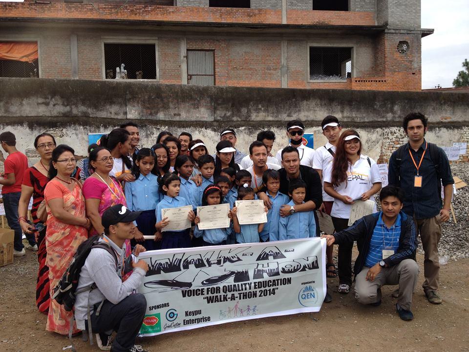 Quality-Education-Nepal-Team
