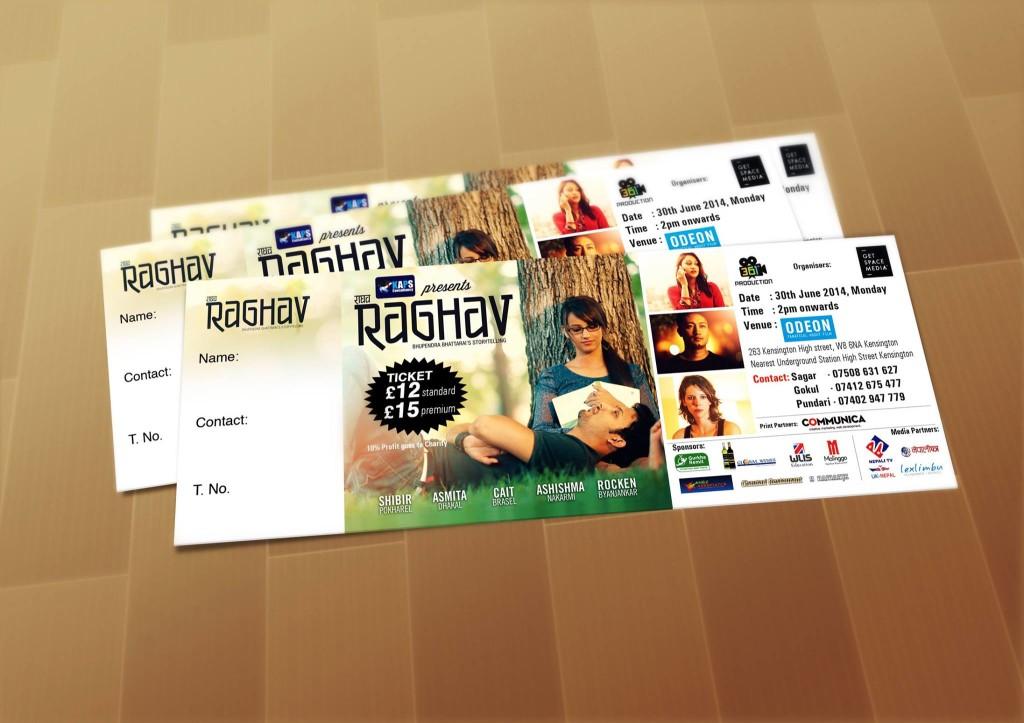 RAGHAV-Nepali-Film-London