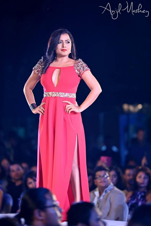 She looks good - Rekha Thapa!