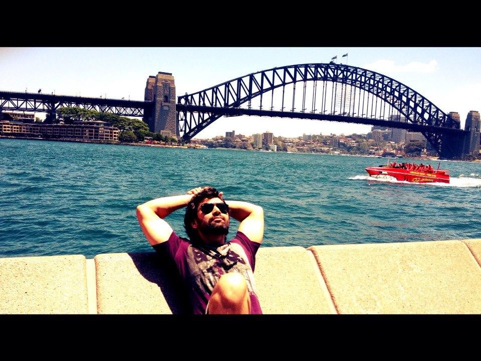 Raj Ballav Koirala in Sydney