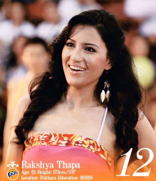 Rakshya Thapa Miss Nepal 2013