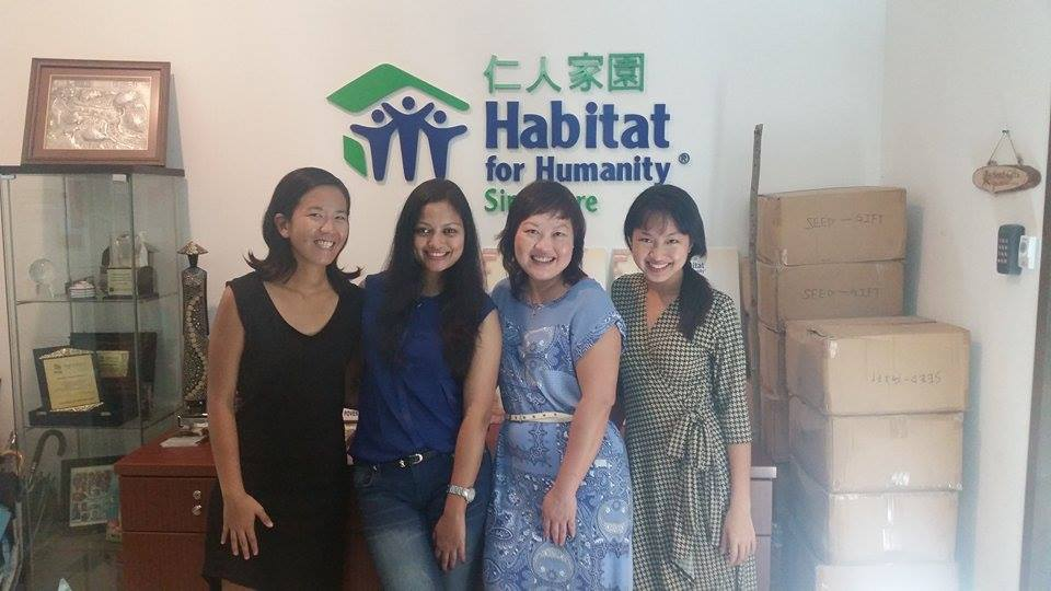 Reecha-Sharma-Habitat-For-Humanity-Singpore