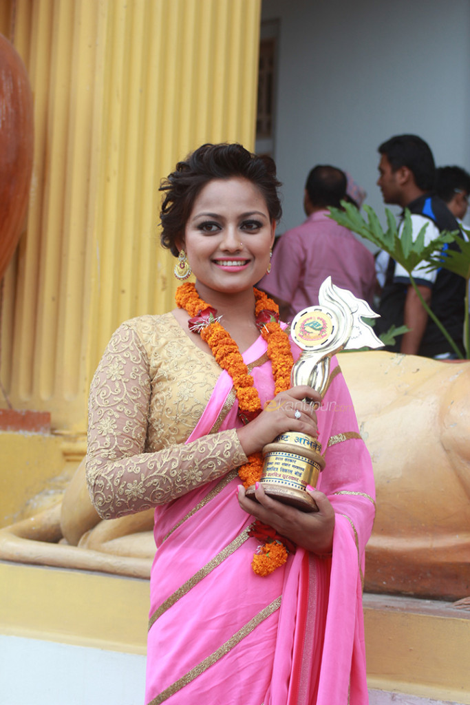 Reecha-Sharma-Nepali-Film-Award-2015
