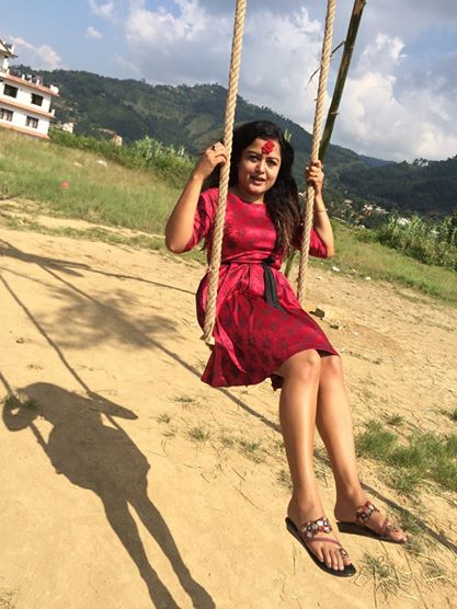 Photo: Rekha Thapa Facebook