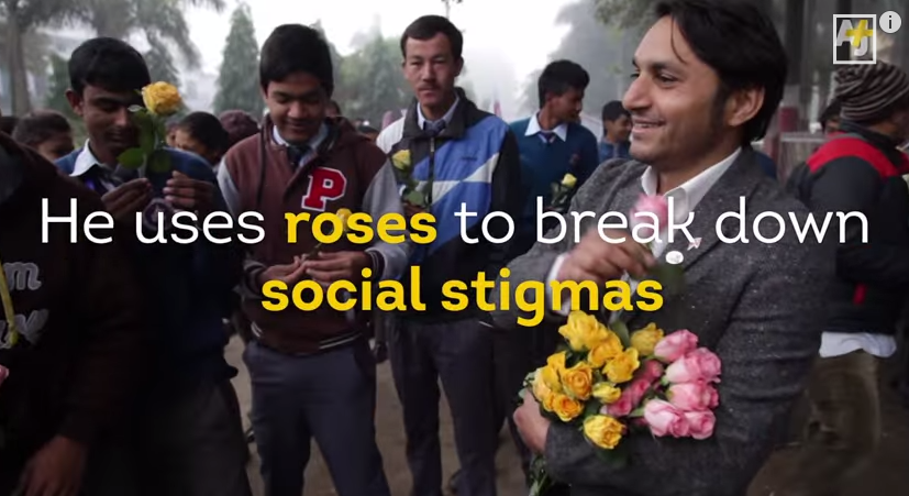 Roses-Nepal