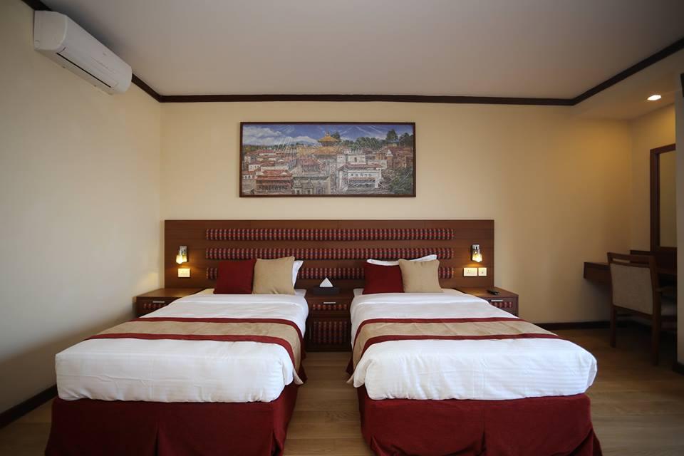 Rupakot-Resort-Room