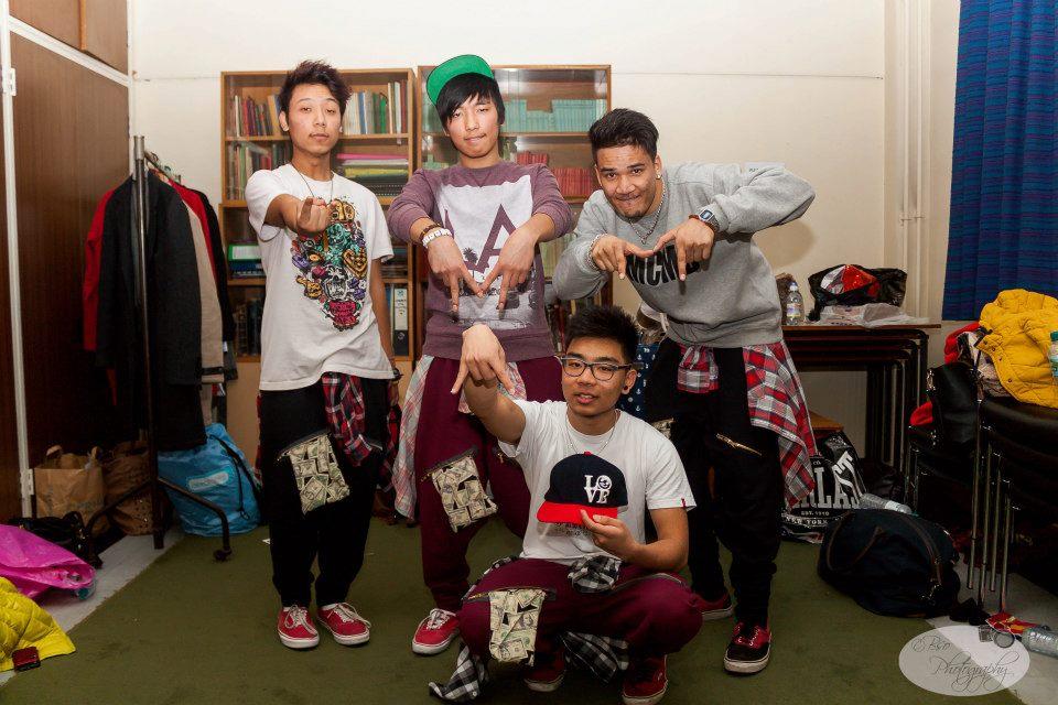 MOTIF Dance Crew