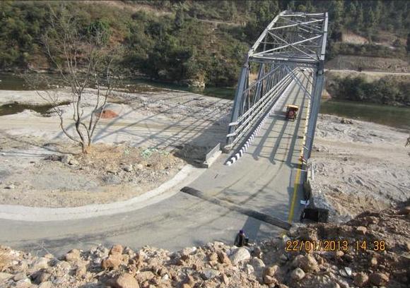 Sabha Khola Bridge