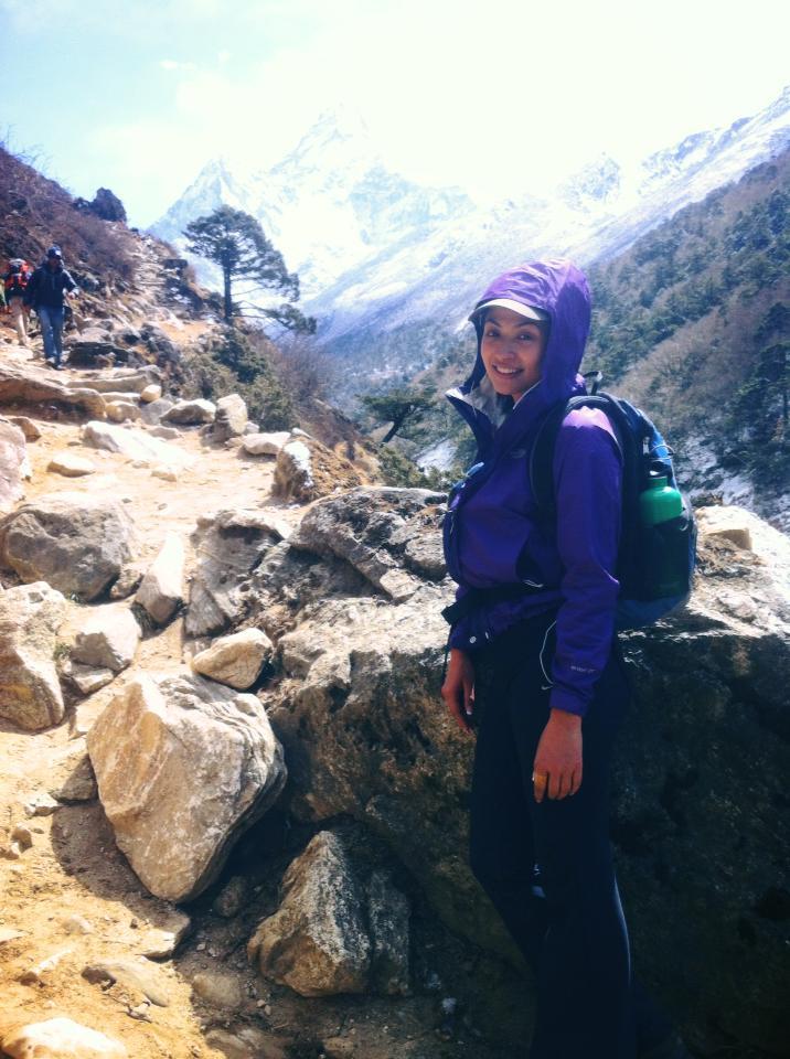 Sahana Bajracharya Himalaya