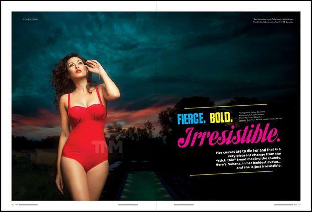 Sahana Bajracharya TNM Magazine