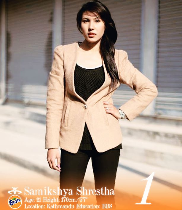 Samikshya Shrestha Miss Nepal 2013