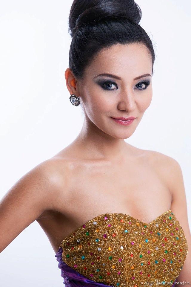 Samriddhi Rai Miss Tourism Queen (1)