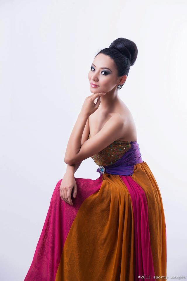 Samriddhi Rai Miss Tourism Queen (2)