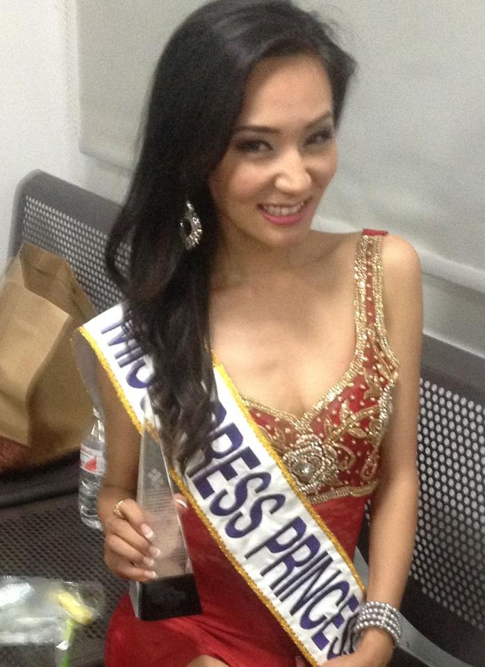 Samriddhi Rai Miss Tourism Queen Asia 1